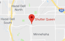 Shutter Queen on Google Maps